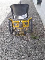 Vende triciclo