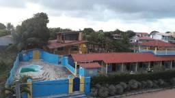 Pousada + Casa no Village Jacumã(Praia do Amor), com terreno de 1.350 m²
