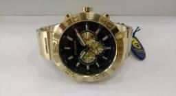 Relógio Masculino Atlantis Original Luxo