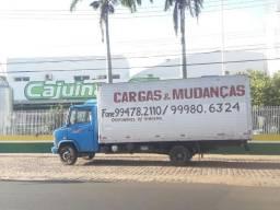 Mudanças e Transportes (aceitamos cartões em a té 3x)- Florencio Filho
