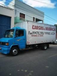 Transportes, Mudanças e Fretes (aceitamos cartões) - Florencio Filho