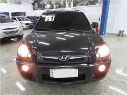 Hyundai Tucson 2.0 mpfi gls 16v 143cv 2wd gasolina 4p automático - 2011