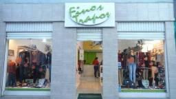 Loja de roupas completa masculina e femenina