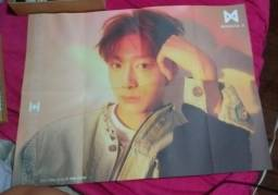 Poster Monsta X Hyungwon Oficial kpop