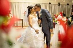 Fotos Alegres e Espontâneas Casamento - a partir de 280