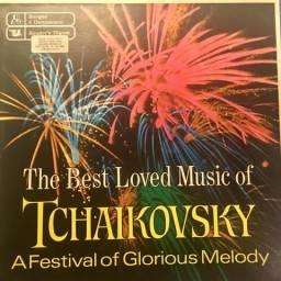 LP The best loved music of Tchaikovski