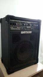Amplificador 50W fone de 10 multiuso