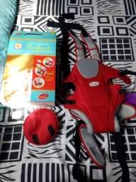 Canguru carrega Bebê (melhor marca Dandara)