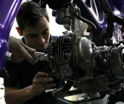 Curso Mecânico de Moto