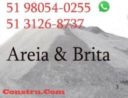 Areia & Brita
