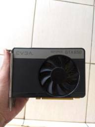 GeForce gtx 650 evga