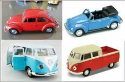 Lote miniaturas de carros nacionais