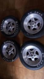Vendo roda weld sem pneu