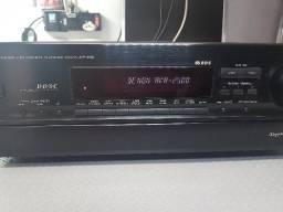 Receiver Denon AVR-2500 5.1 Canais - Muito Forte!!