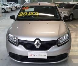 Renault Logan authenti. manual 1.0 4P - 2014