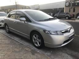 New Civic Lxs 1.8 Automático 07/08 Gasolina- Igual a Esse Acho pouco provável - 2008