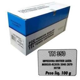 Toner impressora brother TN350 DCP7020 novo na caixa