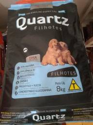 Ração Quartz Filhote 8kg ( 30% de Proteína )