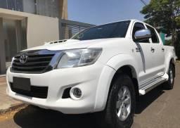 Toyota Hilux - 2013 - 2013