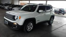 JEEP RENEGADE LONGITUDE 1.8 16V AT6 FLEX Branco 2016/2017 - 2016