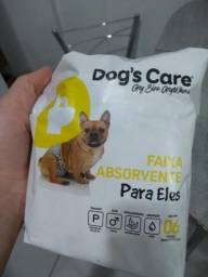 Pacote de fralda para cachorro/gato masculino