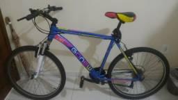 Bicicleta Gonew Endorphine 5.1 Thumb Shifter Shimano Alumínio - Aro 26 - 21 Marchas