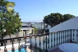 Mansão na Ilha do Boi com vista para 3º Ponte e Convento da Penha
