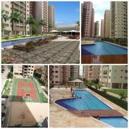 Panamericano. 77,00m². Composto de: 3 dormitórios, sendo 1 suíte; 1 Sala para 2 ambientes