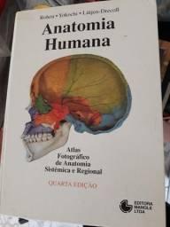 Atlas anatomia humana editora manole, usado comprar usado  Osasco