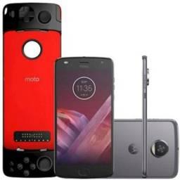 Vendemos Motorola Moto Z2 play modelo xt1710 e aceitamos seu celular usado na troca!!!