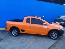 Vendo Carro Frete Saveiro ano 2012 moto 1.6 , Aceito cartões. - 2012