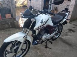 Moto honda cg 150 titan esd flex 2013 modelo 2014,aceito proposta avista sou particular - 2013