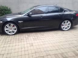 Jaguar Xfr supercharged 5.0 blindado 2015 - 2015