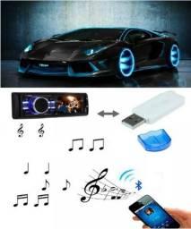 Transmissor Bluetooth Usb Som do Carro e outros