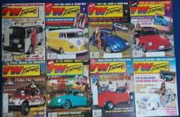Revistas VW Trends (lote de 8)