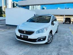 Peugeot 408 Griffe 1.6 Thp - 2018 - Único dono