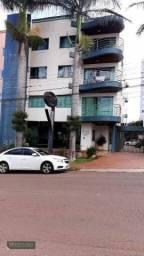 Apartamento para alugar, 100 m² por R$ 1.250,00/mês - Centro - Cascavel/PR