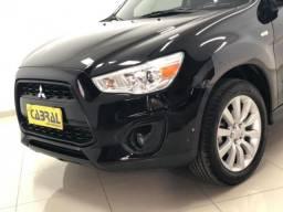 Mitsubishi asx 2016 2.0 4x2 16v gasolina 4p automÁtico