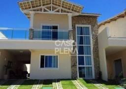 Casa com 4 dormitórios à venda, 137 m² por R$ 470.000,00 - Sapiranga - Fortaleza/CE