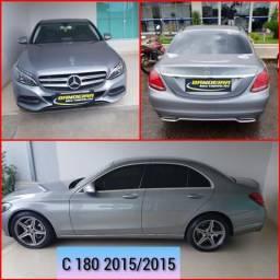 Mercedes C 180 2015 R$ 99.990,00 - 2015
