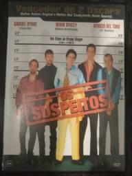 DVD Os Suspeitos