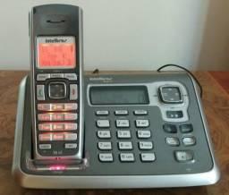 Telefone sem fio Intelbrás, modelo retrô !