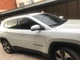 Carro Jeep compass único dono !!! Novinho!! Motivo da venda mudança de pais - 2017