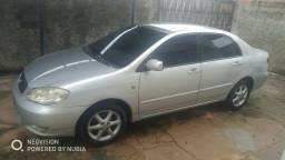Corolla xei automático 1.8 completo - 2004