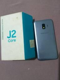 J2 core aceito cartão *