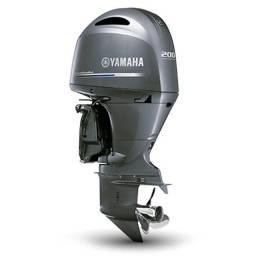 Motor yamaha 200hp 4 tempos 2020 novo