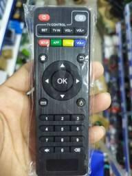 Controle do TV BOX