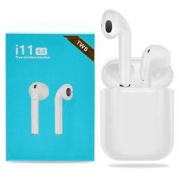 Fone Bluetooth i11 Tws 5.0 Touch Sem Fio
