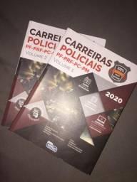 Apostilas Carreiras Policiais do Alfacon 2020