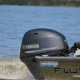 Motor yamaha 40hp FEHD 4 tempos para barco
